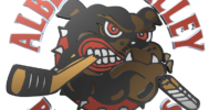 Alberni Valley Bulldogs 3D Logo & Wallpaper