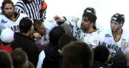 LNAH Brawl Carries Into Crowd 3-29-14