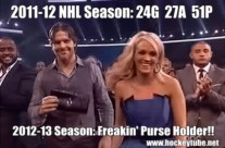 Hockey Meme: Mike Fisher