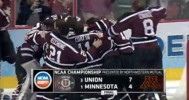 Union College Wins NCAA Hockey Championship