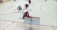 Bozak's Beauty No-Look Pass To Kessel 3-1-14
