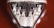 Chicago's Stanley Cup Rings