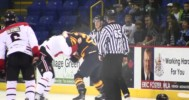 Connor Clouston Fights Stephan Seeger