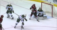 Domi's Face Takes A Beating