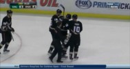 Garbutt Dirty Hit On Penner 10-20-13