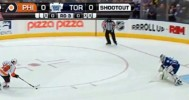 Claude Giroux Sick Shoot-out Move 3/10/12