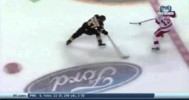 GOAL! – Datsyuk With an Amazing Pass to Zetterberg – 10-14-2013