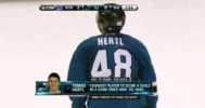 GOAL! – Hertl Wonder Shot Better Quality – 10-8-2013