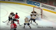 Hit – Boychuk Drives Toews to the Ice! – 6-22-2013