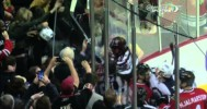 Hit: Pardy Gets Put Thru The Glass 11-06-13