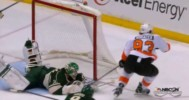 Josh Harding Just Committed Robbery! 12-2-13