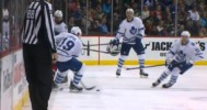 Kadri's Match Penalty For Headshot 11-13-13