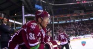 KHL: Nice Two On One Goal with Indrasis and Hascak