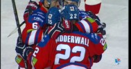 KHL – Player Scores Unusual First Career Goal – 9-16-2013