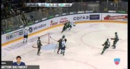 KHL Top Ten Goals 1-19-14