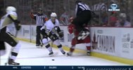 Linesman Knees Tatar In The Head
