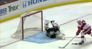 Marc Andre Fleury's Cart-wheel Save 4-9-14