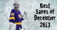 NHL: Best Saves Of December 2013