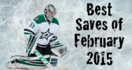 NHL Best Saves Of February 2015