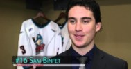 OK Rockets Profile #16 Sam Binfet