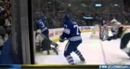 Phaneuf's Dangerous Hit on Miller (12/8/13)
