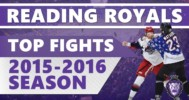 Reading Royals Top Fights '16