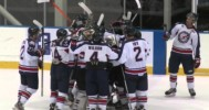 Ric Del Basso's Hilarious Celly – AIHL