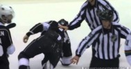 Sharks – Kings Game Ends With Some Nastiness!