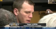 Thornton Addresses The Media 12-07-13