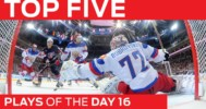 Top 5 Plays | Semi-finals | IIHFWorlds 2015