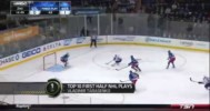 TSN Top Ten NHL Plays (1st Half)