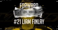 Vipers Profile # 21 Liam Finlay