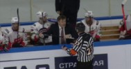 Watch Coach Lose It After Butt-End