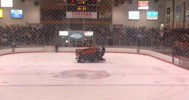 Zamboni Does Donuts 3-1-14